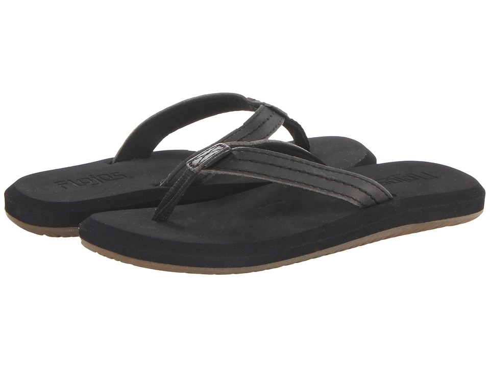 Flojos Peyton (Black) Women