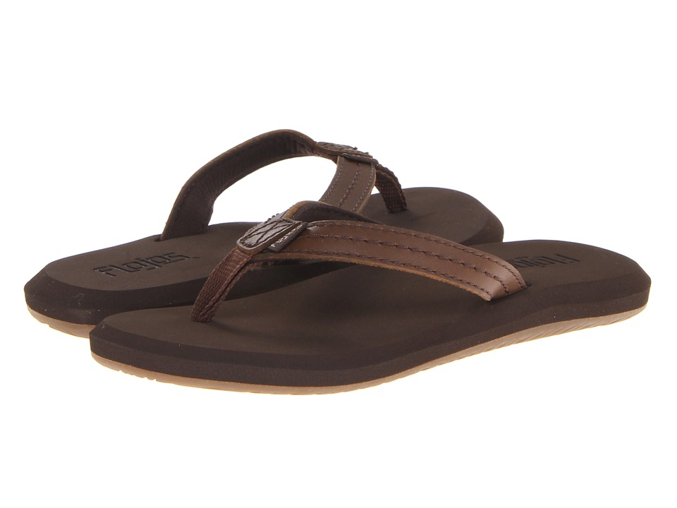 Flojos - Peyton (Brown) Women's Sandals