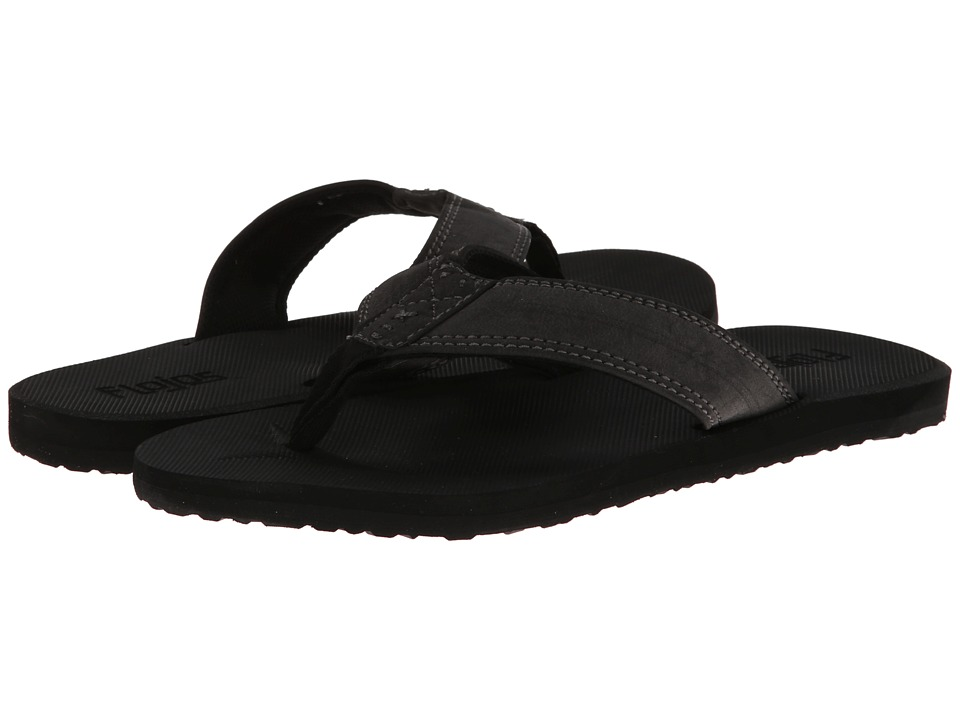 Flojos - JJ (Black) Men's Sandals