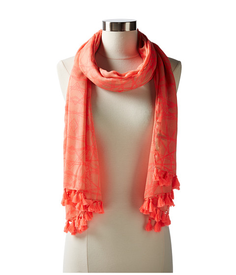 Michael Stars - Straight Line Wrap (Julius) Scarves