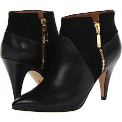Nina Originals Adelaide (Black Nappa Kidsuede) Footwear