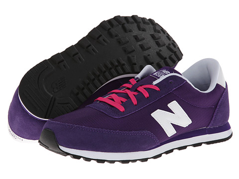 New Balance Kids - KL501 (Little Kid/Big Kid) (Purple) Girls Shoes