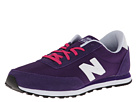 New Balance Kids KL501 (Little Kid/Big Kid) (Purple)