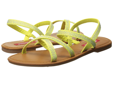 UNIONBAY - Gigi-U (Yellow) Women's Sandals
