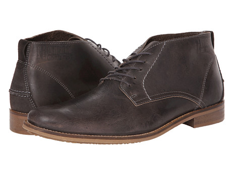 Type Z - Eliott (Grey Leather) Men