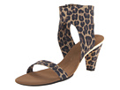 Onex Showgirl-N (Brown Leopard Elastic)