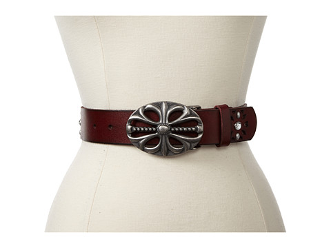 Bed Stu - Glimmer (Red) Women's Belts