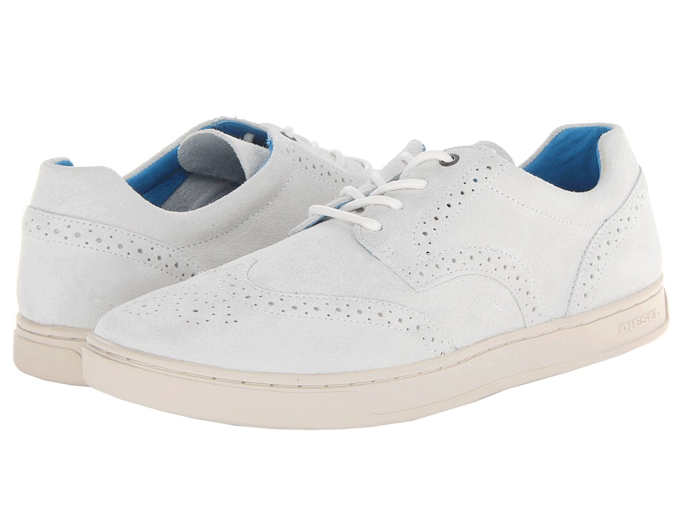 Diesel - Prime Time (White) Men's Shoes