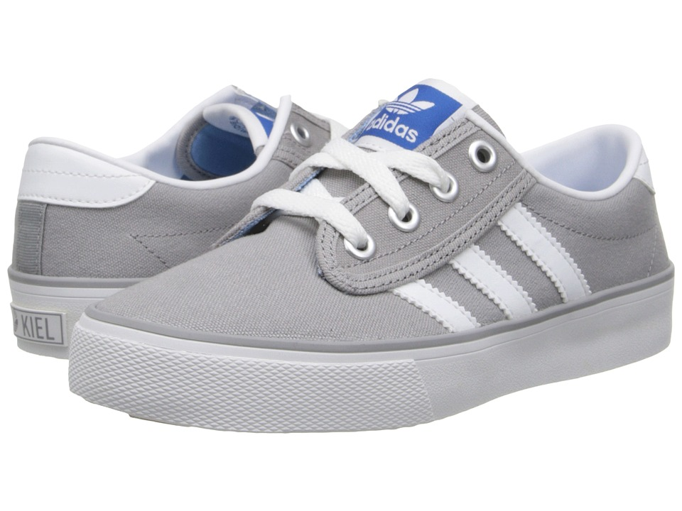 adidas Originals - Kiel 72 (Aluminum/Running White/Bluebird) Classic Shoes