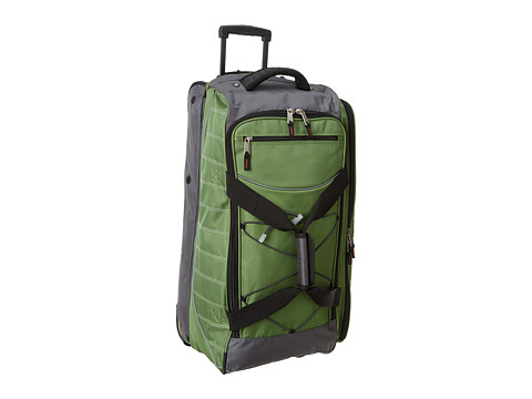 Athalon - The Glider - 29 Wheeling Duffel (Grass Green) Duffel Bags