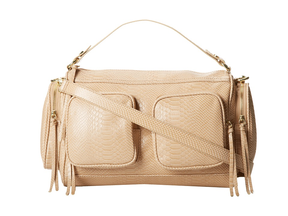 BCBGeneration - The J.T.T. (Tan) Clutch Handbags