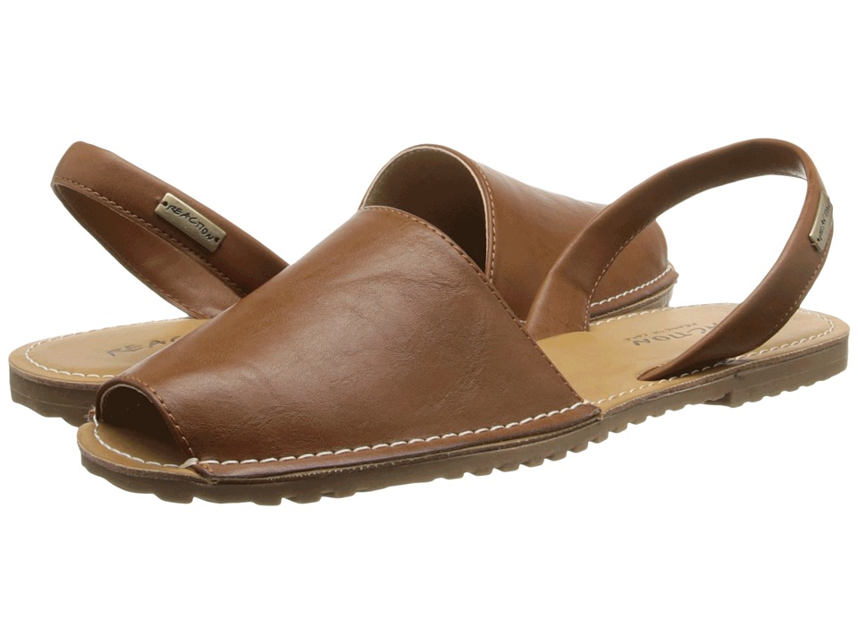 Kenneth Cole Reaction Wipe Away Womens Sandals (Brown)
