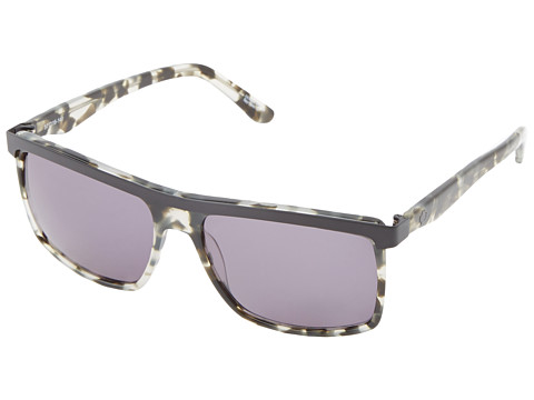 Spy Optic - Fremont (Snow Leopard/Grey) Fashion Sunglasses