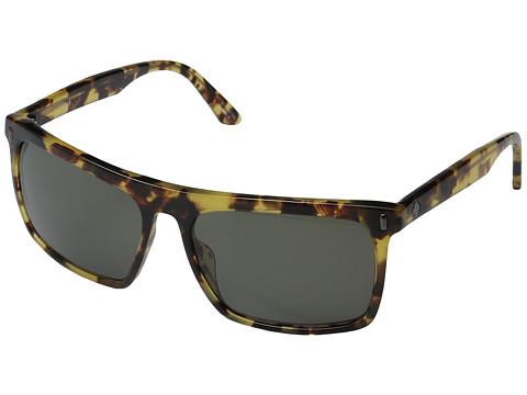 Spy Optic - Yonkers (Army Tort/Grey Lens) Fashion Sunglasses