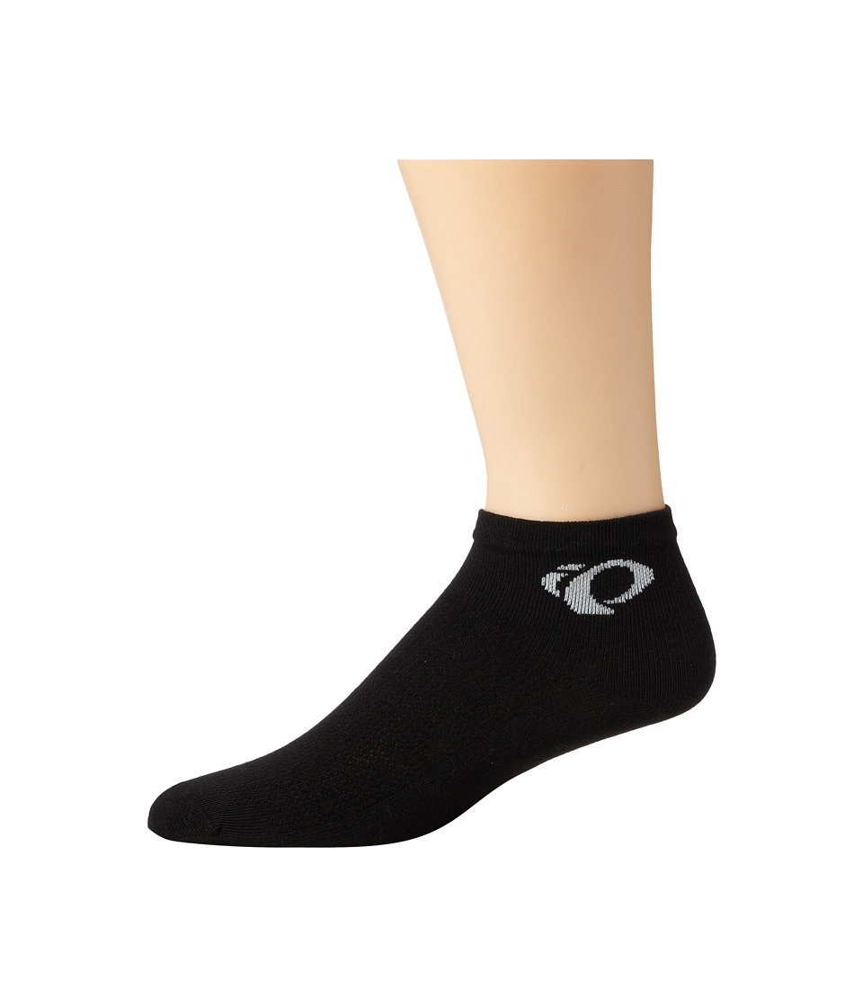 Pearl Izumi - Attack Low Sock (Black) Men's Crew Cut Socks Shoes