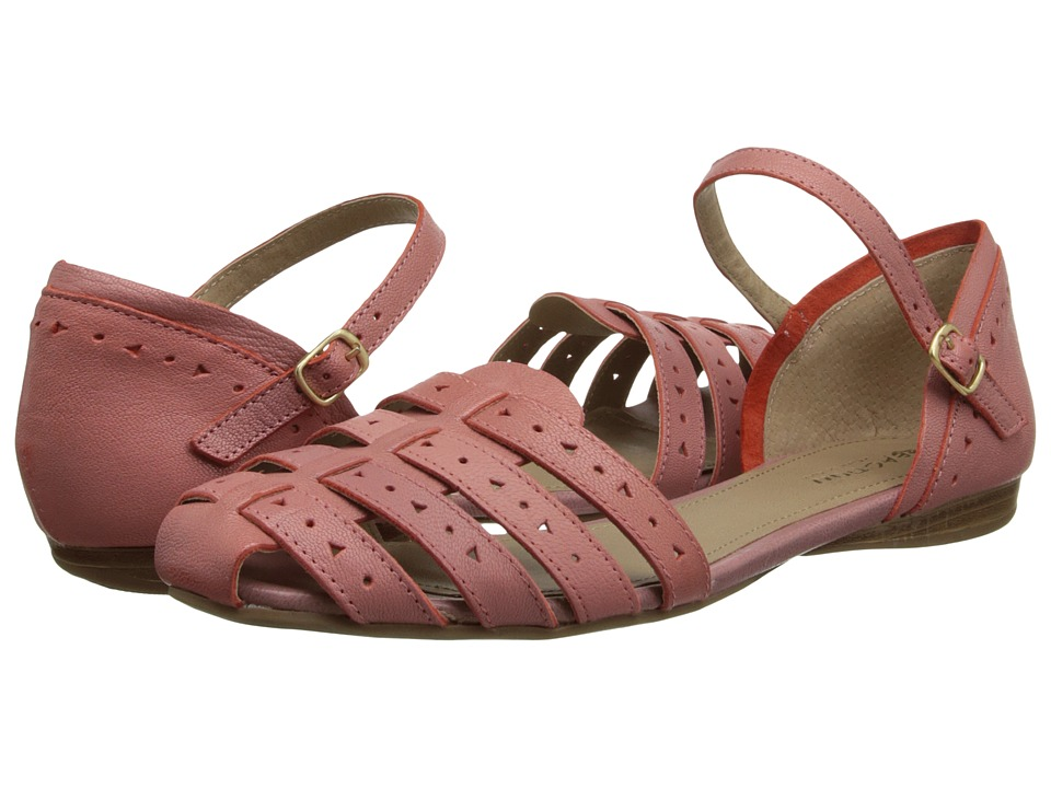 Kenneth Cole Reaction Call The Ball Womens Sandals (Orange)