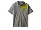 Nike Kids Sport Graphic Polo (Big Kids) (Med Base Grey)