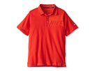 Nike Kids Sport Graphic Polo (Big Kids) (Light Crimson)