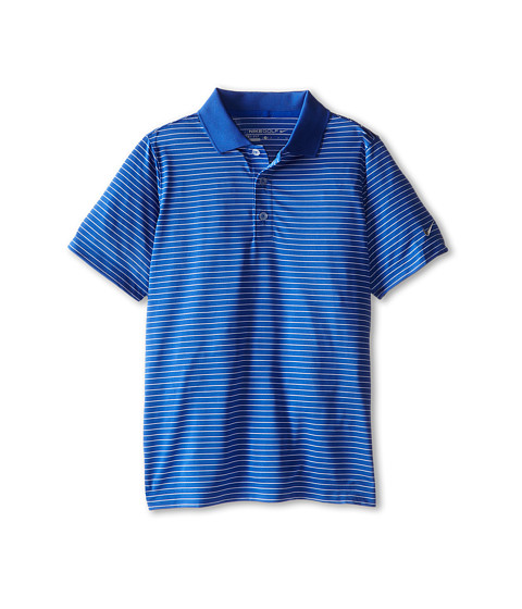 Nike Kids - Victory Stripe Polo (Big Kids) (Game Royal) Boy