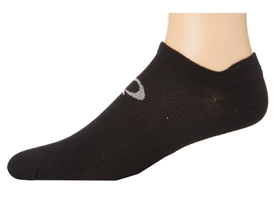 Pearl Izumi - W Attack No Show Sock (Black) Women's Crew Cut Socks Shoes