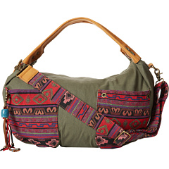SALE! $64.99 - Save $33 on Lucky Brand Mexicali Slouchy Tote (Military Green) Bags and Luggage - 33.68% OFF $98.00
