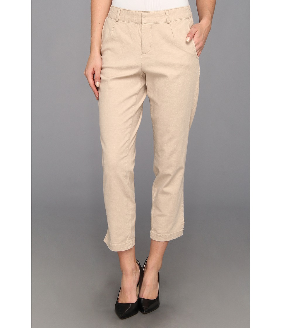 Dockers Misses - Coastal Crop (Solid - Natural Pe) Women's Casual Pants