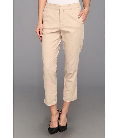 Dockers Misses - Coastal Crop (Solid - Natural Pe) Women's Casual Pants