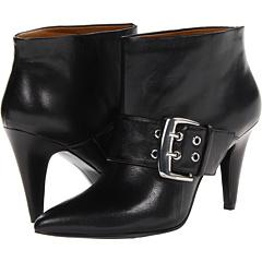 Nine West Permaglow (Black Leather) Footwear