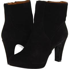 Nine West Pook (Black Suede) Footwear