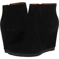 Nine West Blacklight (Black Suede) Footwear
