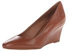 Corso Como Jayne (Luggage Vintage Calf) Women's Wedge Shoes