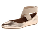 Corso Como Femme (Rose Gold Silk Calf) Women's Flat Shoes