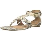 Corso Como Sangria (Neutral Snake) Women's Sandals