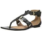 Corso Como Sangria (Black Vintage Calf) Women's Sandals