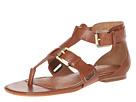 Corso Como Sangria (Luggage Vintage Calf) Women's Sandals