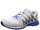 Reebok Zigkick Tahoe Road II (White/Steel/Vital Blue/Silver/Black/Graphite) Men's Running Shoes