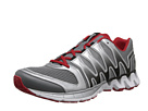 Reebok Zigkick Tahoe Road II (Foggy Grey/Silver/Stadium Red/Black/White) Men's Running Shoes