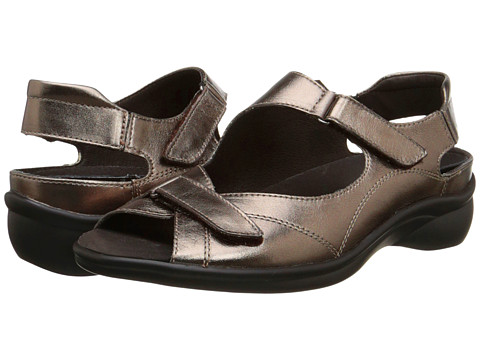 ara - Maya (Titan Metallic) Women's Sandals