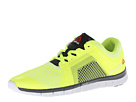 Reebok Z Fury (Neon Yellow/Gravel/White/Lemon Zest) Men's Running Shoes