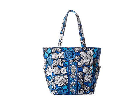 Vera Bradley Tablet Tote (Blue Bayou) Tote Handbags