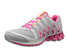 Reebok Zigkick Tahoe Road II (Tin Grey/Steel/Pink Fusion/Fluorange) Women's Running Shoes