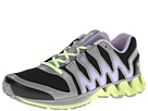 Reebok Zigkick Tahoe Road II (Black/Lemon Zest/Purple Oasis/Flat Grey) Women's Running Shoes