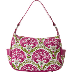 SALE! $44.99 - Save $33 on Vera Bradley City Shoulder Bag (Julep Tulip with Plum Trim) Bags and Luggage - 42.32% OFF $78.00