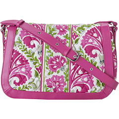 SALE! $46.99 - Save $31 on Vera Bradley Crosstown Crossbody (Julep Tulip with Plum Trim) Bags and Luggage - 39.76% OFF $78.00