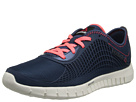 Reebok Z Goddess (Blue Peak/Chalk/Punch Pink) Women's Running Shoes