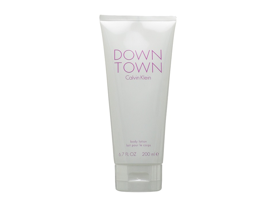 Calvin Klein - CK Downtown Body Lotion 6.7oz. (N/A) Fragrance