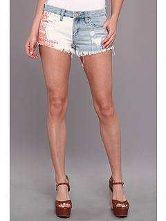 SALE! $49.99 - Save $58 on Blank NYC The Little Queenie Denim Short in Blank Stares (Blank Stares) Apparel - 53.71% OFF $108.00