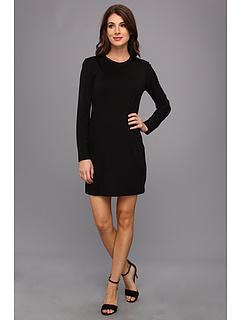SALE! $59.99 - Save $138 on Trina Turk Bellingham Dress (Black) Apparel - 69.70% OFF $198.00