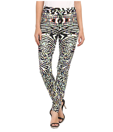 Just Cavalli - S05KA0060N20658 (White) Women's Casual Pants