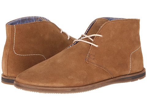 Ben Sherman - Aberdeen (Light Brown) Men's Dress Lace-up Boots